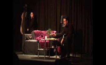 Mes nuits à t'attendre, au théâtre Laurette.