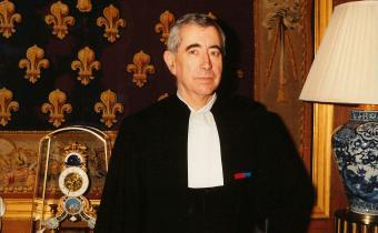 Bâtonnier Henri Ader (1928-2017).