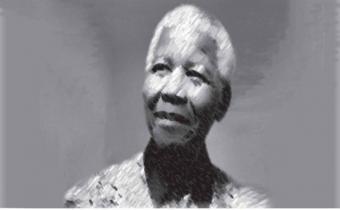 Afrika Mandela.