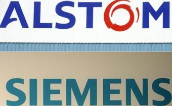 Rapprochement avorté d'Alstom et Siemens