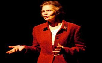 L'Analphabète, à l'Artistic Théâtre. Photo Marion Duhamel.