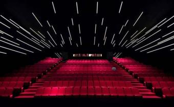 Des salles de spectacle vides