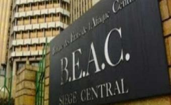 Banque des États de l'Afrique centrale.