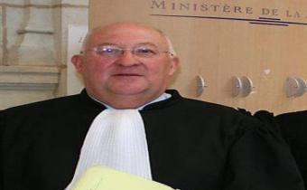 Dominique Boucheron, président de la CNBF (2015-2016).