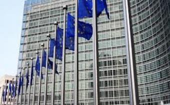 Commission européenne basée à Bruxelles.