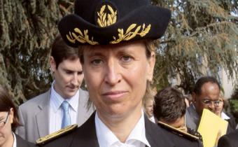 Fabienne Buccio, préfète du Pas-de-Calais.
