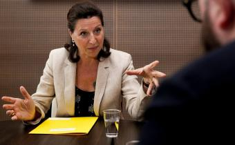 Interview d'Agnès Buzyn par elle-même. Photo LREM.