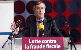 Jérôme Cahuzac, dans une plaidoirie contre la fraude fiscale.