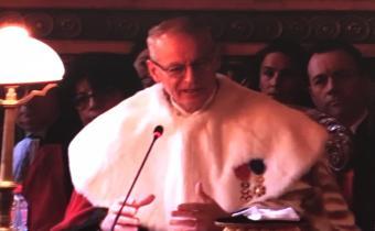 Bertrand Louvel, premier président de la Cour de cassation, 13 janv. 2017.