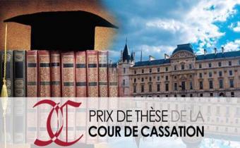 Prix de thèse de la Cour de cassation