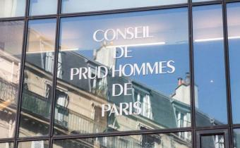 Conseil de prud'hommes de Paris.