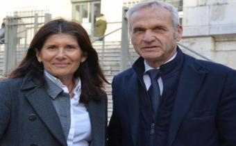 Élection contestée de Martine Videau-Gilli et Valentin Cesari au bâtonnat et vice-bâtonnat de Nice.