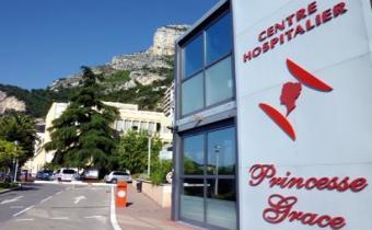 Centre hospitalier Prince Grace, Monaco.