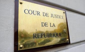 Cour de justice de la République.