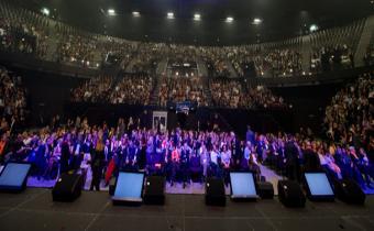 Convention nationale des avocats à Montpellier, du 28 au 31 oct. 2014. Photo CNB.