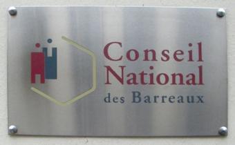 Conseil national des barreaux (CNB).