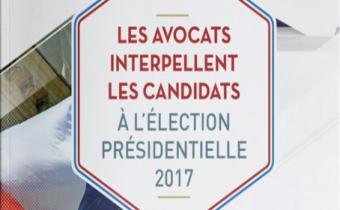 Les avocats interpellent les candidats à l'élection présidentielle 2017
