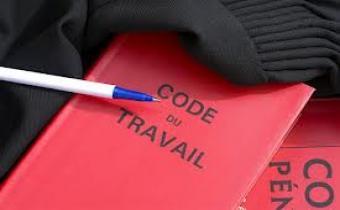 Code du travail.