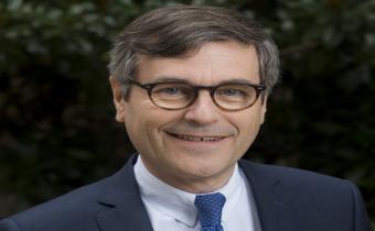 Didier Coiffard, président du Conseil national du notariat.
