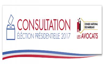 Consultation CNB élection présidentielle 2017.