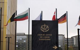Cour de justice de l'Union européenne basée à Luxembourg