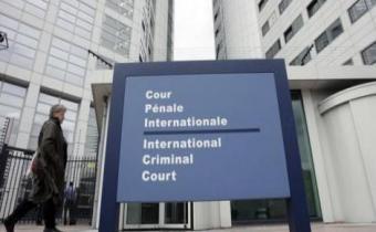 Cour pénale internationale.