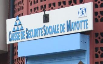 Caisse de sécurité sociale de Mayotte.