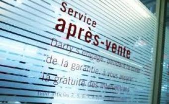Darty Service après-vente (SAV)