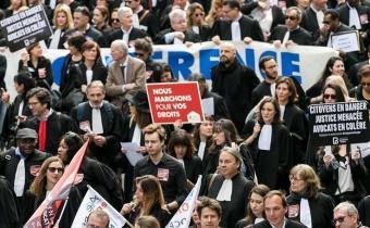 Les avocats demandent un débat public sur la réforme de la justice