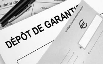 Restitution du dépôt de garantie