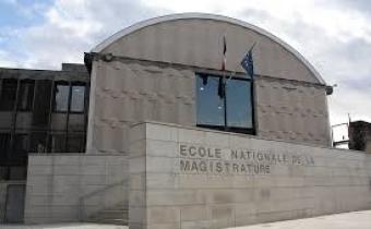 École nationale de la magistrature, Bordeaux.