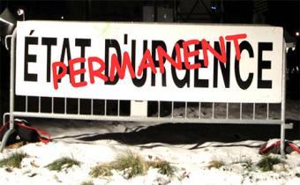 État d'urgence permanent