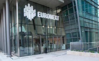 Euronext, Paris.