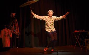 Pas d'souci !, au théâtre de la Contrescarpe. Photo Federico Garcia-Mochales.