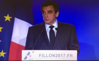 François Fillon, 6 février 2016. Capture d'écran Jon Helland/LexTimes.