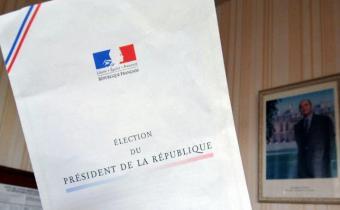 Formulaire de parrainage élection présidentielle 2017.