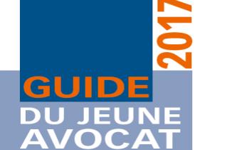 Guide du jeune avocat 2017.