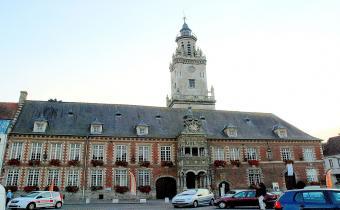Mairie d'Hesdin