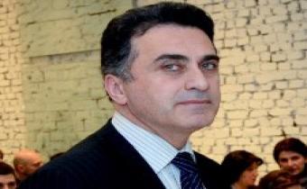 Zaza Khatiashvili. Photo CCBE.