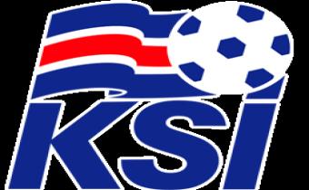 Logo de l'équipe islandaise de football