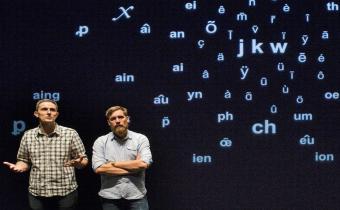 La convivialité ou la faute d'orthographe, au théâtre Tristan Bernard. Photo Véronique Vercheval.