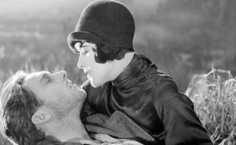 L'Aurore (1927), de F. W. Murnau. George O'Brien et Margaret Livingston.