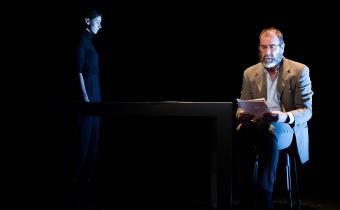 Lettres à Nour, au théâtre Antoine.