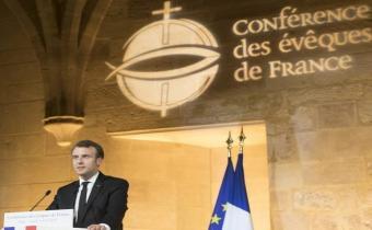 Emmanuel Macron, 9 avr. 2018.