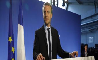 Emmanuel Macron, dans un centre de formation à Bobigny, 16 nov. 2016. Capture d'écran.