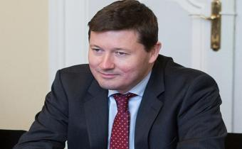 Martin Selmayr, nov. 2014. Photo Saeima.
