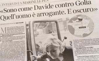 Corriere della Sera, 5 mai 2017, p. 3.