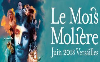 Le Mois Molière à Versailles