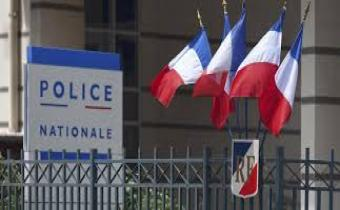 Police nationale.