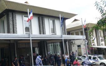 Préfecture de Mayotte.